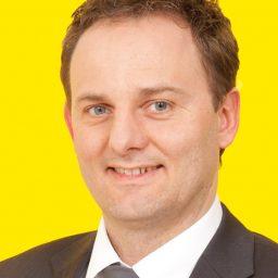 Helge Müller - Schatzmeister der FDP in Friedberg